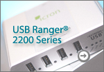 new high-speed USB 2.0 extenders, Ranger 2200 series