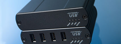USB 2.0 RG2304GE-LAN Gigabit Ethernet Extender
