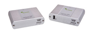 1-port USB 2.0 Cat 5e extender