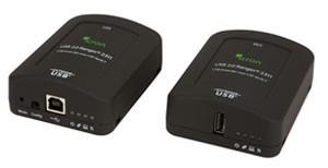 USB 2.0 Ranger 2311 single port 100m CAT 5e/6/7 extender