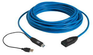USB 3.0 15 meter active extension cable