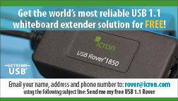 Free USB 1.1 Rover card