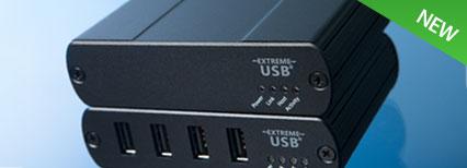USB 2.0 RG2304-LAN Extender