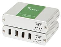 USB 2.0 Ranger 2344 singlemode fiber extender system