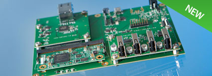 USB-2-0-RG2300A Core Motherboard-with-GMII Link Interface Module