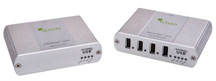 Hi Speed USB Extender over Singlemode Fiber