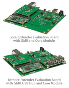 USB 2.0 RG2300 Developer Kit local and remote evluation boards with modules