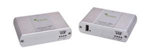 1-port USB 2.0 Cat 5e extender