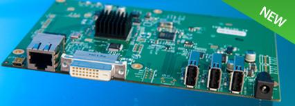 VU5353 DVI+USB 2.0 Turnkey KVM Extender Solution
