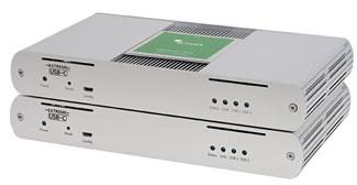 USB 3-2-1 Raven 3124 200m MMF Fiber Point-to-Point Extender System