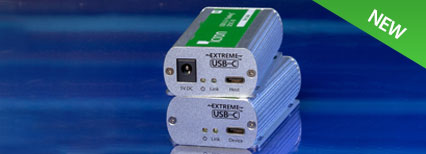 Icron USB 3-2-1 Starling 3251C 1-Port USB 3.2 Gen 1 Type-C 10m Extender System