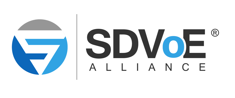 SDVoE Alliance logo