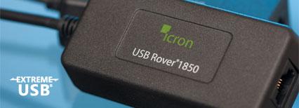 USB 1.1 Rover 1850 extender system