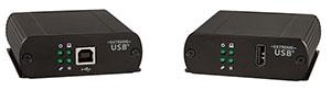 USB 2.0 RG2301 single port 100m CAT 5e/6/7 extender
