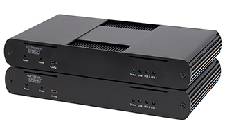 USB 3-2-1 Raven 3104 100m CAT 6a/7 Point-to-Point Extender System